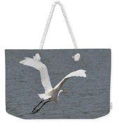 Lift Off - Egret 2013 Weekender Tote Bag