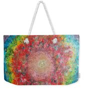 Light Analysis Weekender Tote Bag