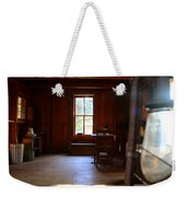 Light And Cabin Weekender Tote Bag