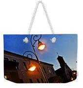 Light And Moon In B.bystrica Weekender Tote Bag