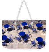 Light And Shadow In Hydra Island Weekender Tote Bag