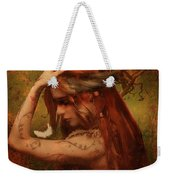 Light As A Feather 2 Weekender Tote Bag