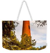 Light At Currituck Weekender Tote Bag