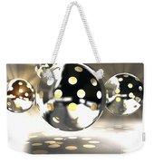 Light Bowls Weekender Tote Bag