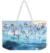 Light Breeze Weekender Tote Bag