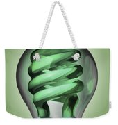 Light Bulb Weekender Tote Bag by Bob Orsillo