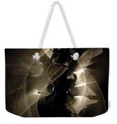 Light Dancers Weekender Tote Bag