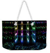 Light Emitting Diodes Weekender Tote Bag