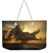 Light Explosion Weekender Tote Bag