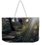 Light For The Path Weekender Tote Bag
