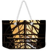 Light From Above Weekender Tote Bag