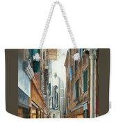 Light From San Salvador Merceria Del Capitello San Marco Venezia Weekender Tote Bag