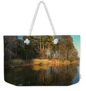 Light From The Golden Hour Weekender Tote Bag