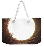 Light From The Moon Weekender Tote Bag