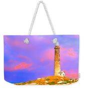 Light House Onthatcher Island Weekender Tote Bag