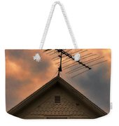 Light In Attic Window Weekender Tote Bag