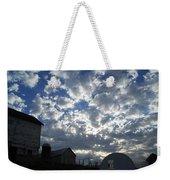 Light In The Sky Weekender Tote Bag
