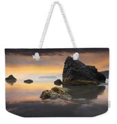 Light In The Storm Weekender Tote Bag
