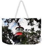 Light In The Trees Weekender Tote Bag