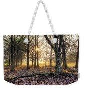 Light In The Trees Weekender Tote Bag by Debra and Dave Vanderlaan