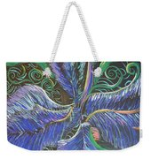 Light Into The Bloom Weekender Tote Bag