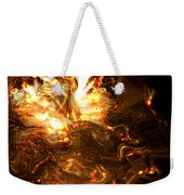Light Kissing The Dark Weekender Tote Bag