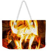 Light My Fire I Weekender Tote Bag