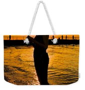 Light Of My Life Weekender Tote Bag by Frozen in Time Fine Art Photography