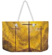 Light Of Salvation Weekender Tote Bag