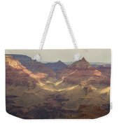 Light On The Canyons Weekender Tote Bag