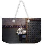 Light One Candle Weekender Tote Bag