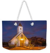 Light Painting 6 Weekender Tote Bag