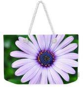 Light Purple Daisy  Weekender Tote Bag