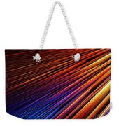 Light Rays Weekender Tote Bag by Kim Sy Ok