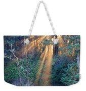 Light Shine Weekender Tote Bag