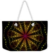 Light Show Abstract 3 Weekender Tote Bag