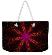 Light Show Abstract 4 Weekender Tote Bag