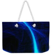 Light Show Abstract 5 Weekender Tote Bag