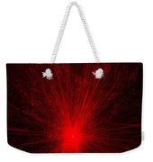 Light Show Abstract 6 Weekender Tote Bag