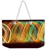 Light Show I Weekender Tote Bag