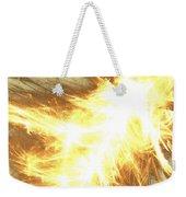 Light Spark Weekender Tote Bag