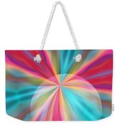 Light Spectrum 1 Weekender Tote Bag
