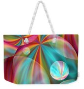 Light Spectrum 2 Weekender Tote Bag