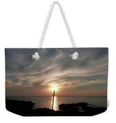 Light The Sun Weekender Tote Bag