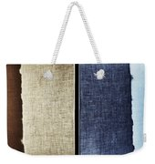 Light Through The Curtain Weekender Tote Bag