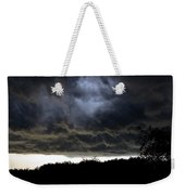 Light Through The Storm Weekender Tote Bag
