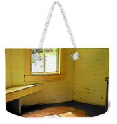 Light Through The Window Weekender Tote Bag