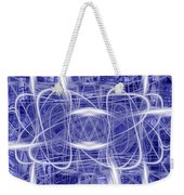 Light Trails 1 Weekender Tote Bag