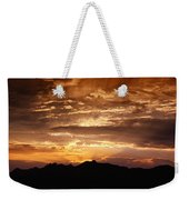 Light Up The Sky  Weekender Tote Bag