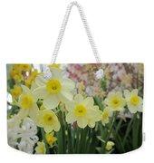 Light Yellow Daffodils Weekender Tote Bag